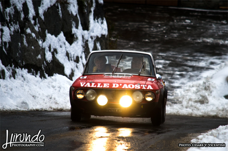 Lancia Fulvia HF