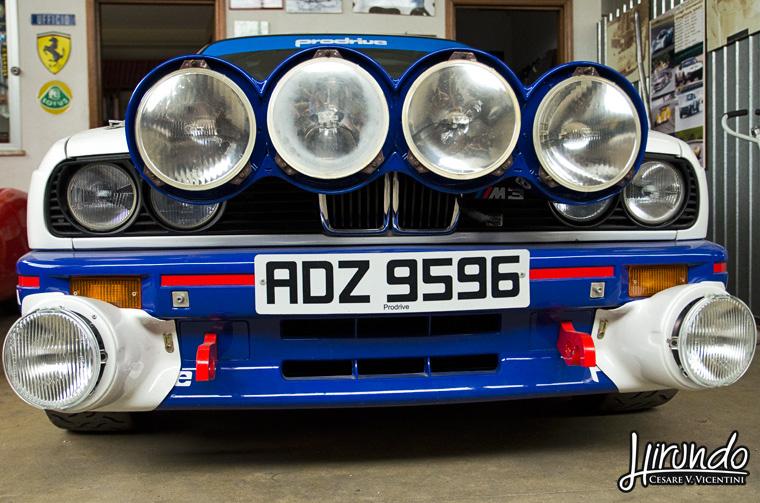 BMW M3 E30 Prodrive
