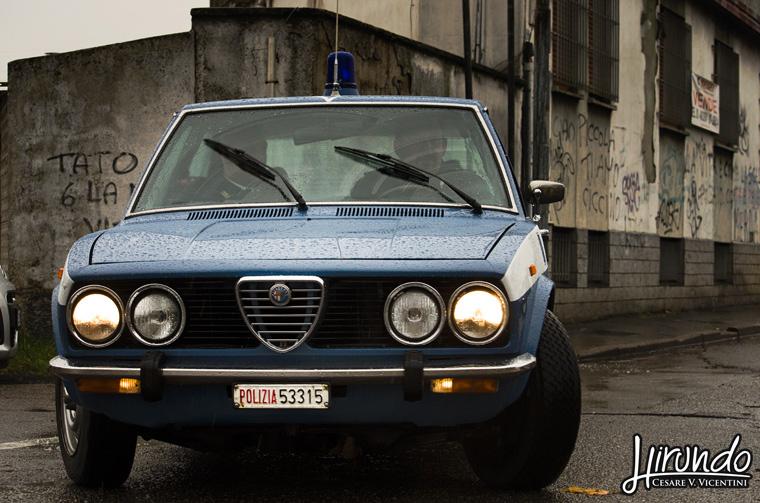Alfetta 1.8 Polizia