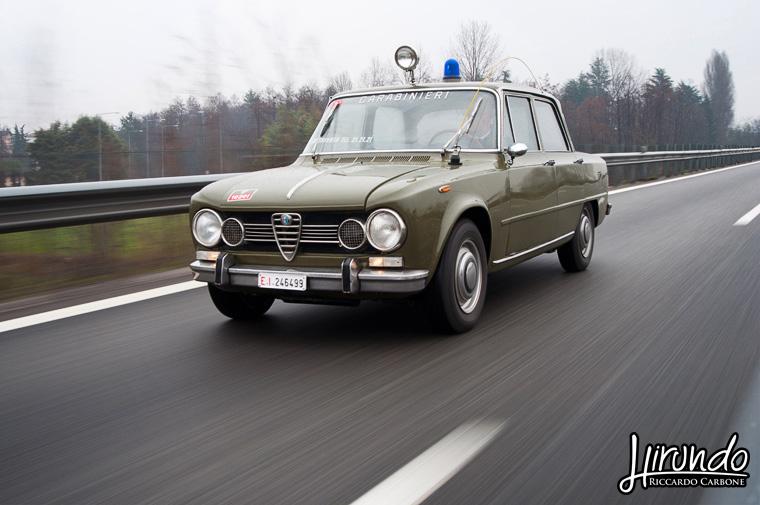 Giulia Super Carabinieri