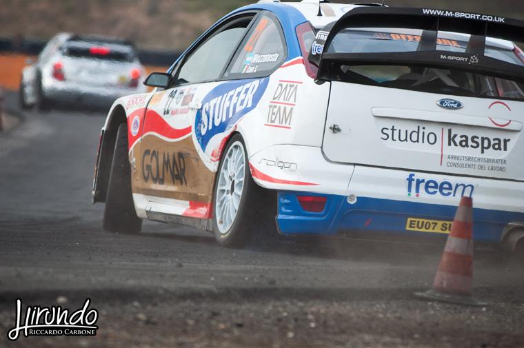 WRC drift