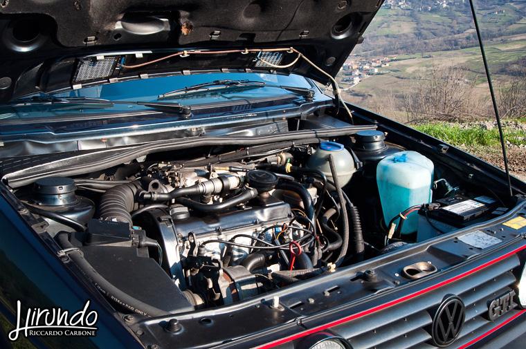 Golf GTI Mk2 engine
