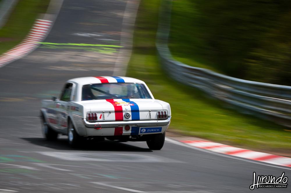 Ford Mustang Nurburgring