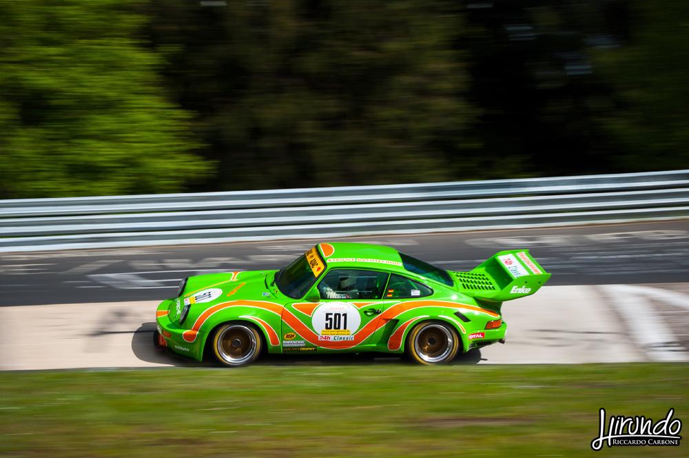 Porsche RSR Hippie