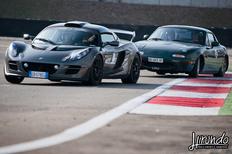 MX-5 drift exige