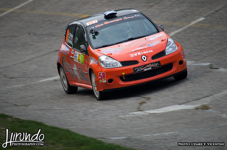 Renault Clio Monza Rally Show