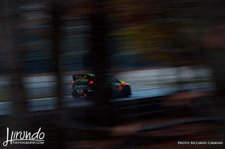 Valentino Rossi WRC