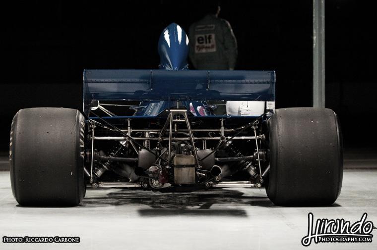 Tyrrell 006 Jackie Stewart