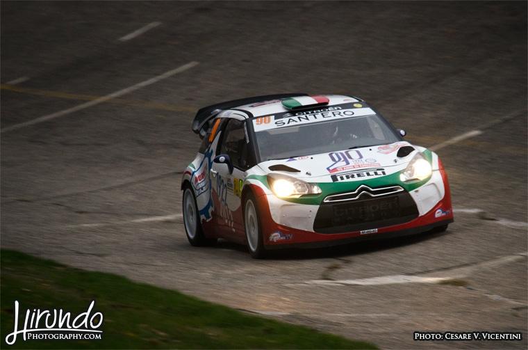 Dindo Capello Monza Rally Show