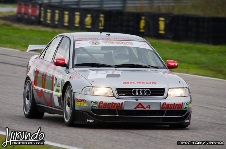 Audi A4 Superturismo
