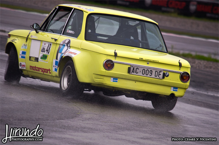 BMW 2002 TI drift