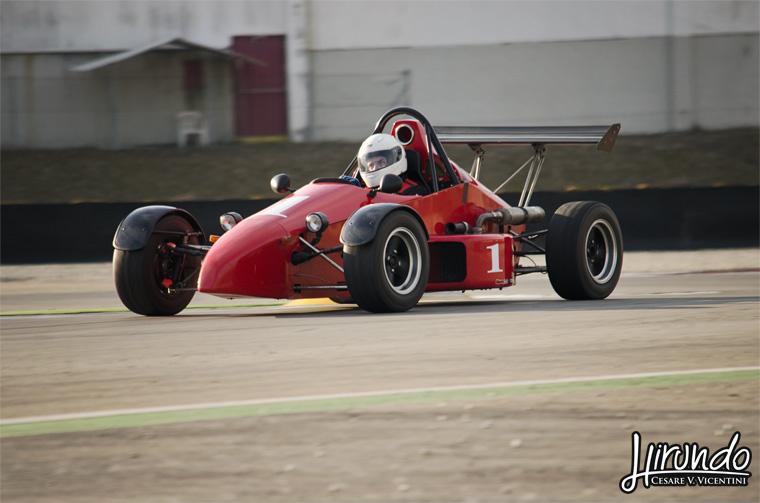 Formula kit car