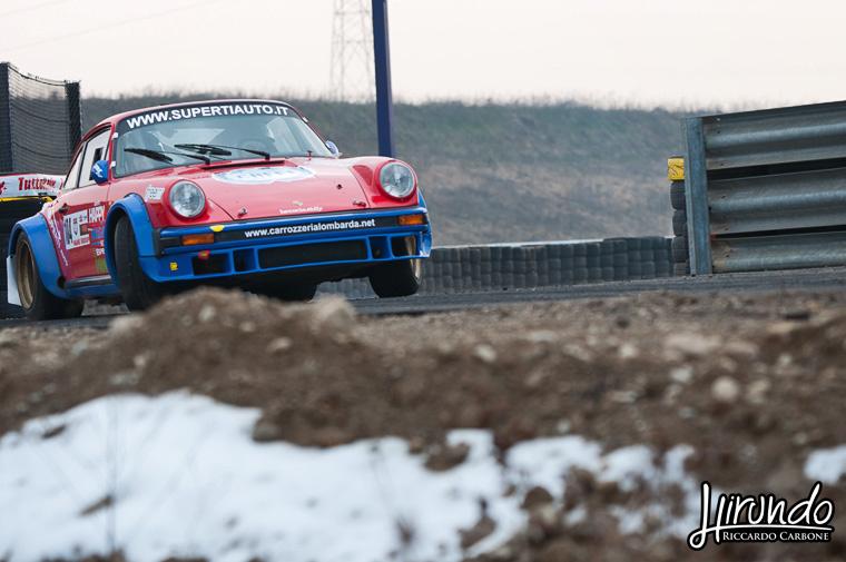 Porsche 930 drift