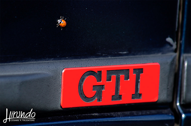 Golf GTI badge