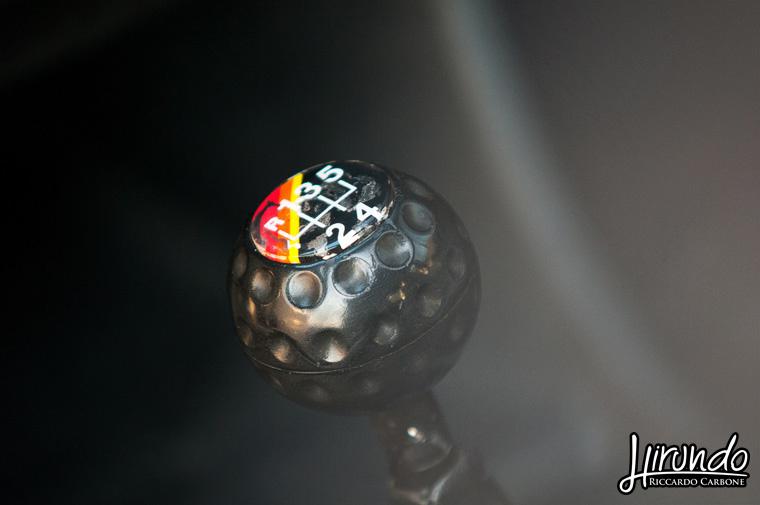 VW Golf shift knob