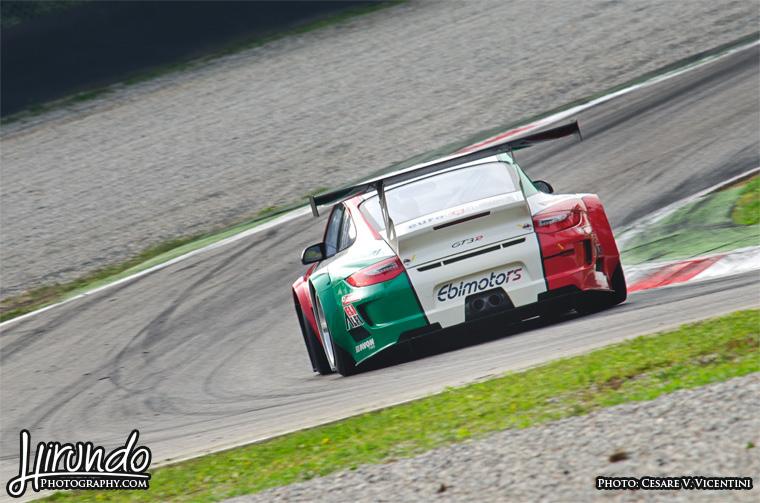 Porsche Ebimotors
