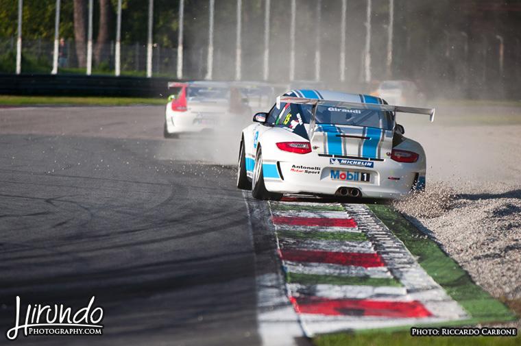 Porsche drift
