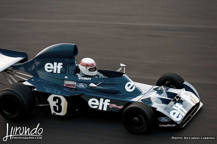 Tyrrell 006 1973