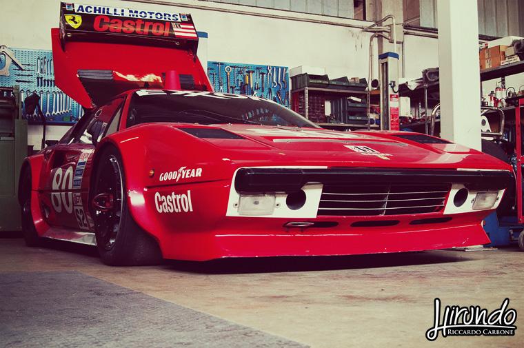 Ferrari 308 GTU IMSA