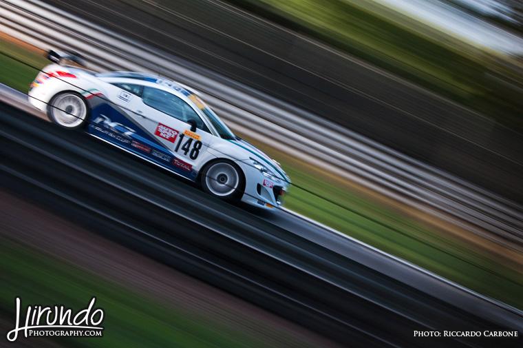 Paolo Andreucci Peugeot RCZ