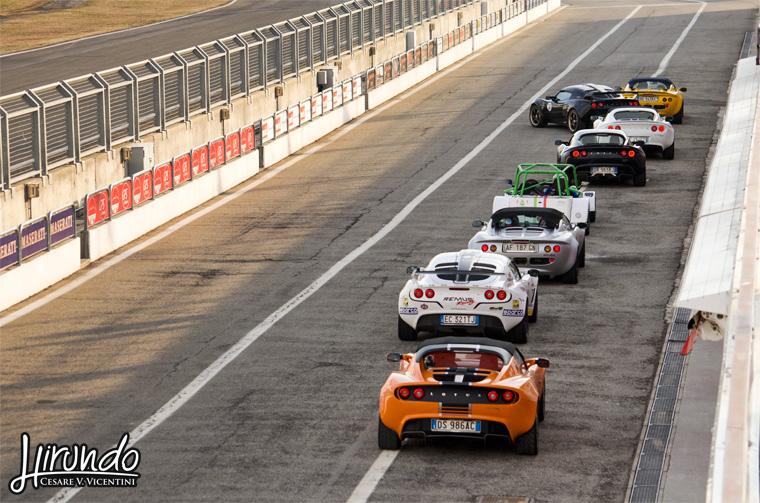 pit lane Varano