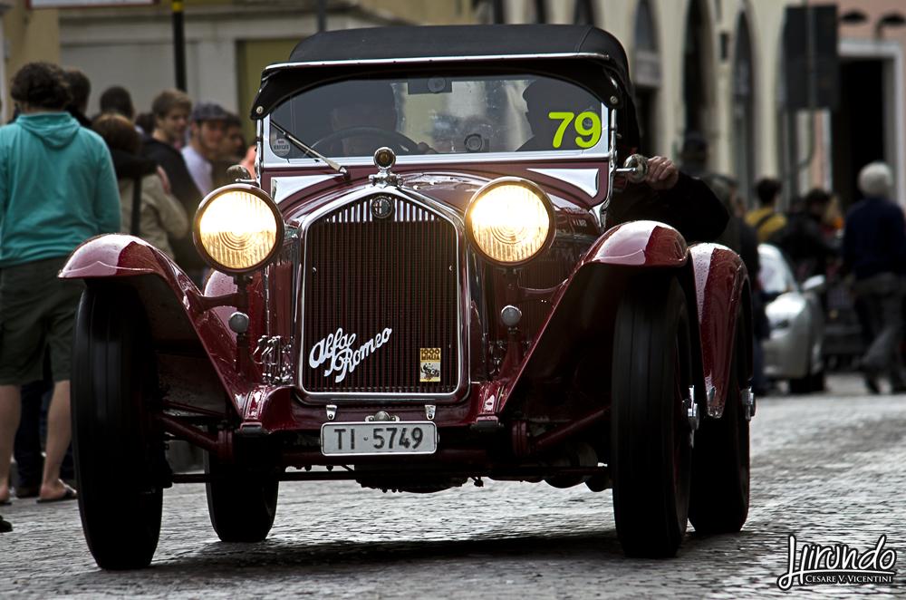 ALFA ROMEO 6C 1750 Gran Sport (1932) Marx Axel