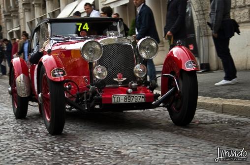 ASTON MARTIN Le Mans (1933) Grossi Giancarlo Cavazzana Andrea