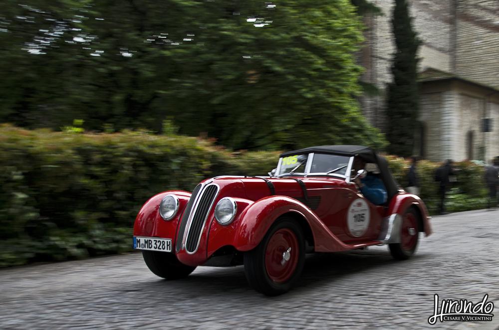 BMW 328 (1937) Bender Hans-Joachim Mülder Peter