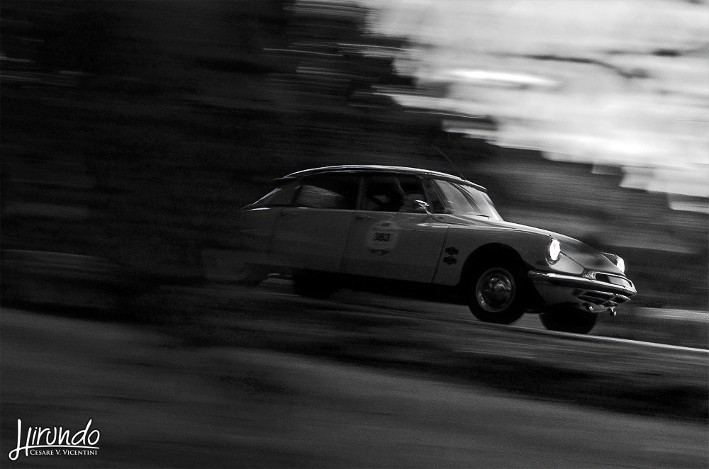 CITROEN DS 19 (1957) Gervais Guy Grenier Louis