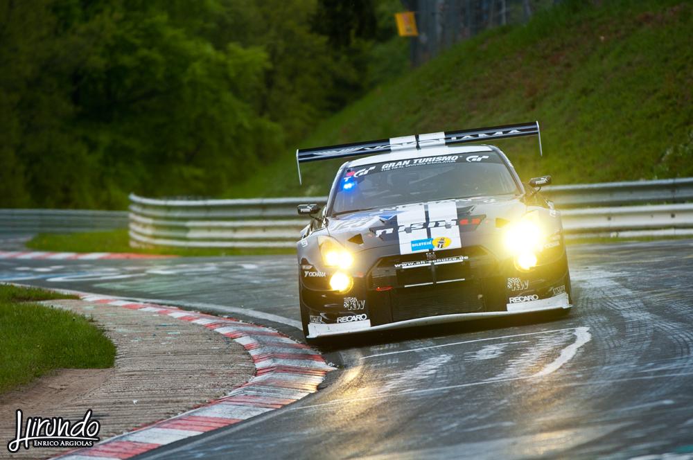 Nissan GTR Nismo GT3