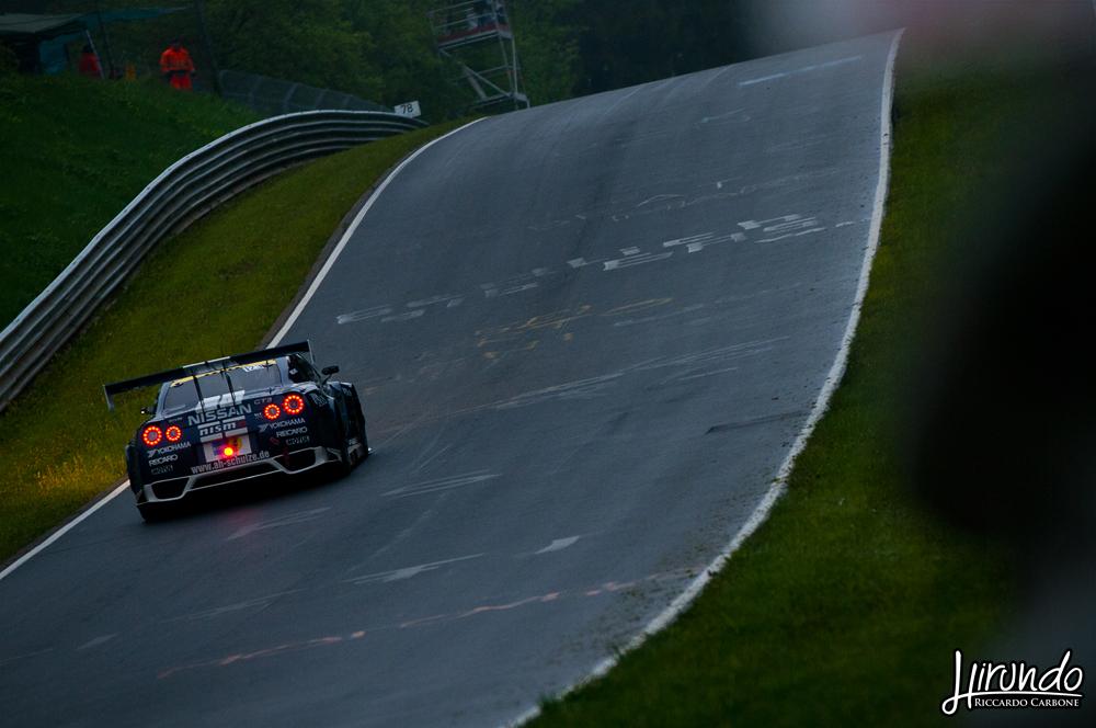 Nissan GTR Nismo GT3 flugplatz