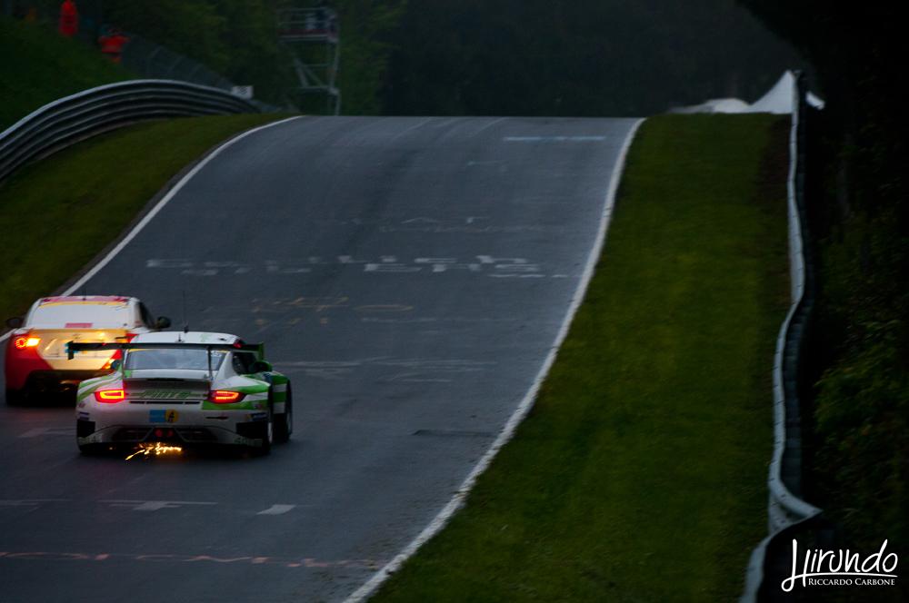 Manthey Porsche sparks flugplatz