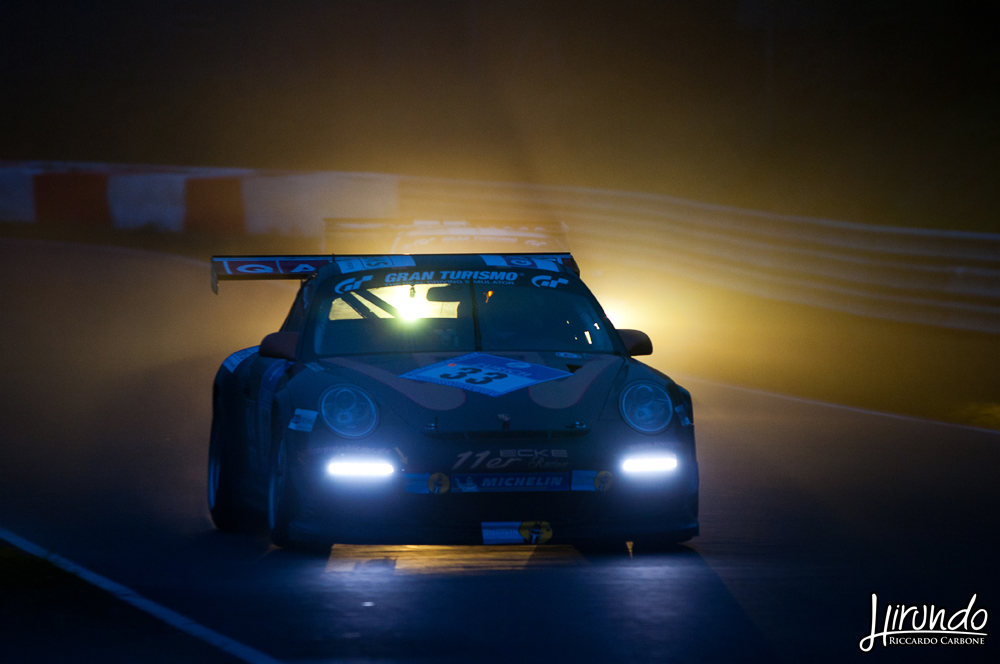 Nurburgring night