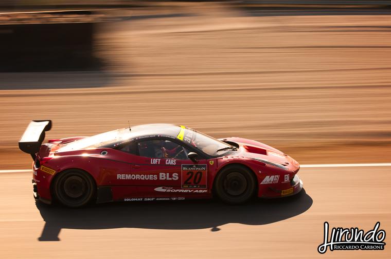 Ferrari 458 SOFREV ASP