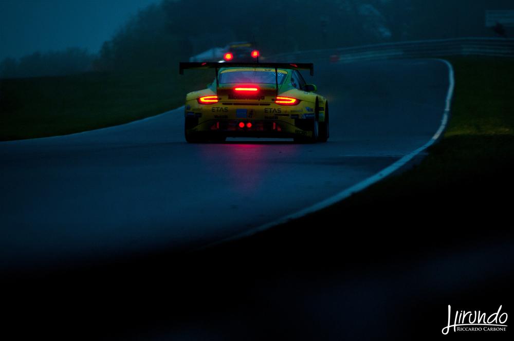 Manthey Porsche RSR Nurburgring