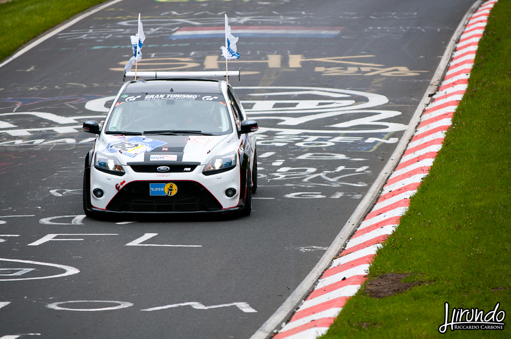 Ford Focus nurburgring 24h