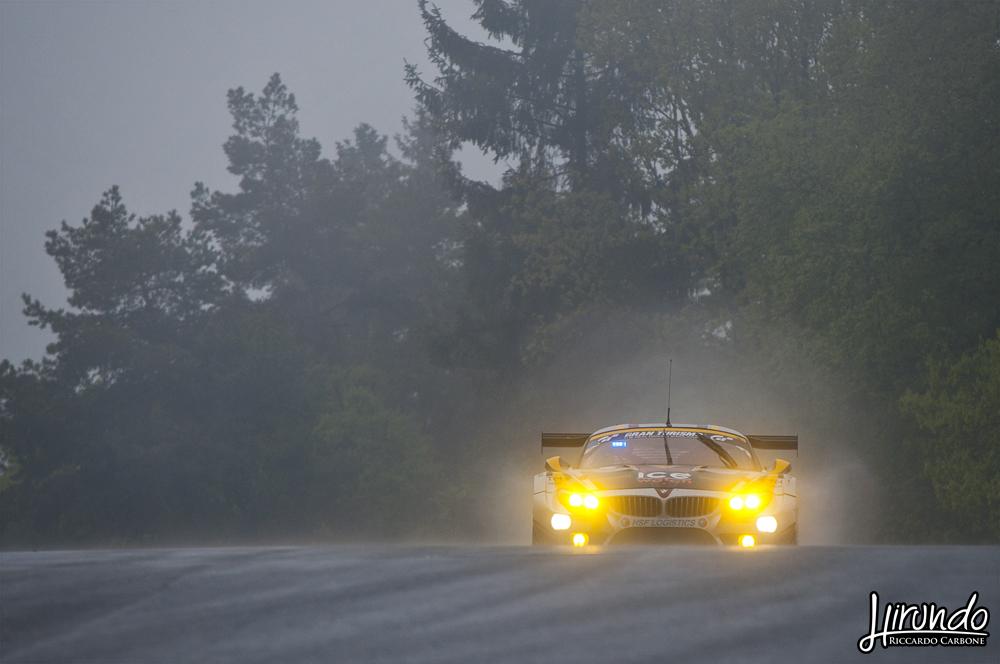 Marc VDS BMW Z4 GT3 Nurburgring
