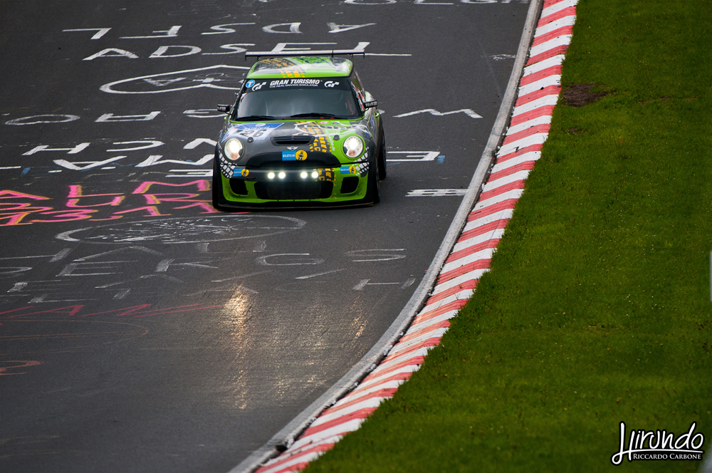 Mini cooper 24h Nurburgring