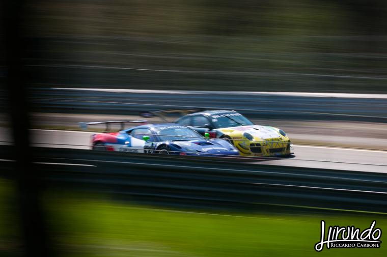 Blancpain Monza 2013