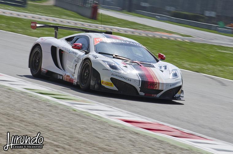 McLaren ART
