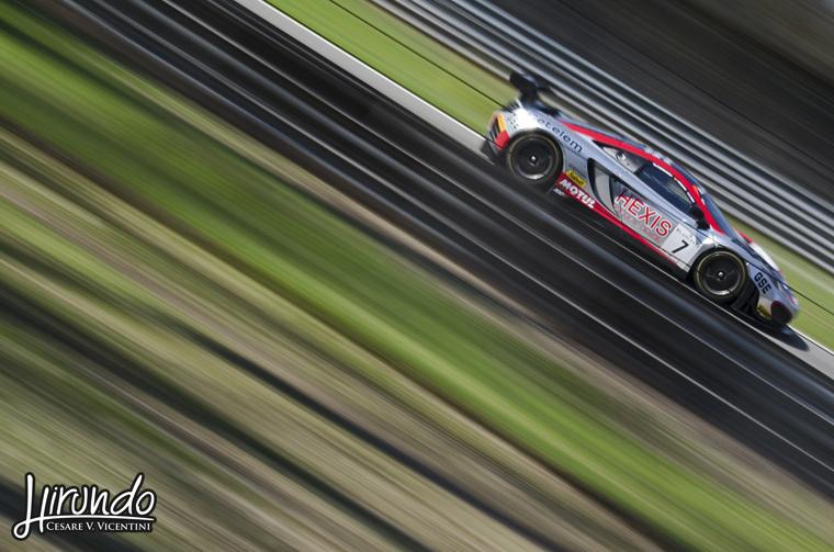 McLaren MP4 Hexis