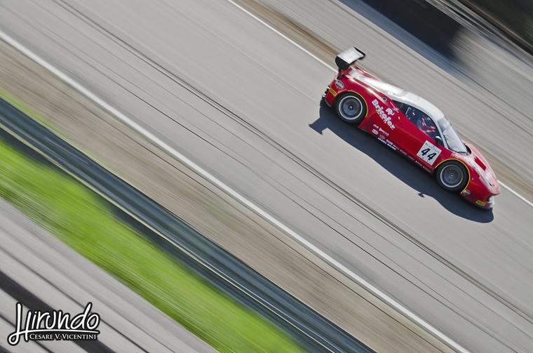 Ferrari Kessel Racing