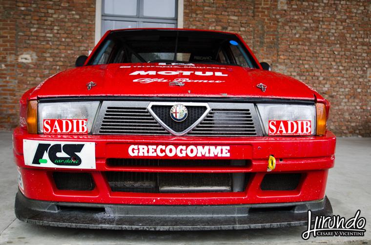 Alfa 75 Turbo IMSA