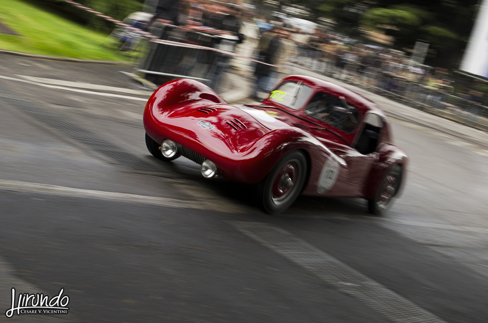FIAT ROVELLI Spider Hard-Top (1947) Valentini Aurelio Valentini Giuditta