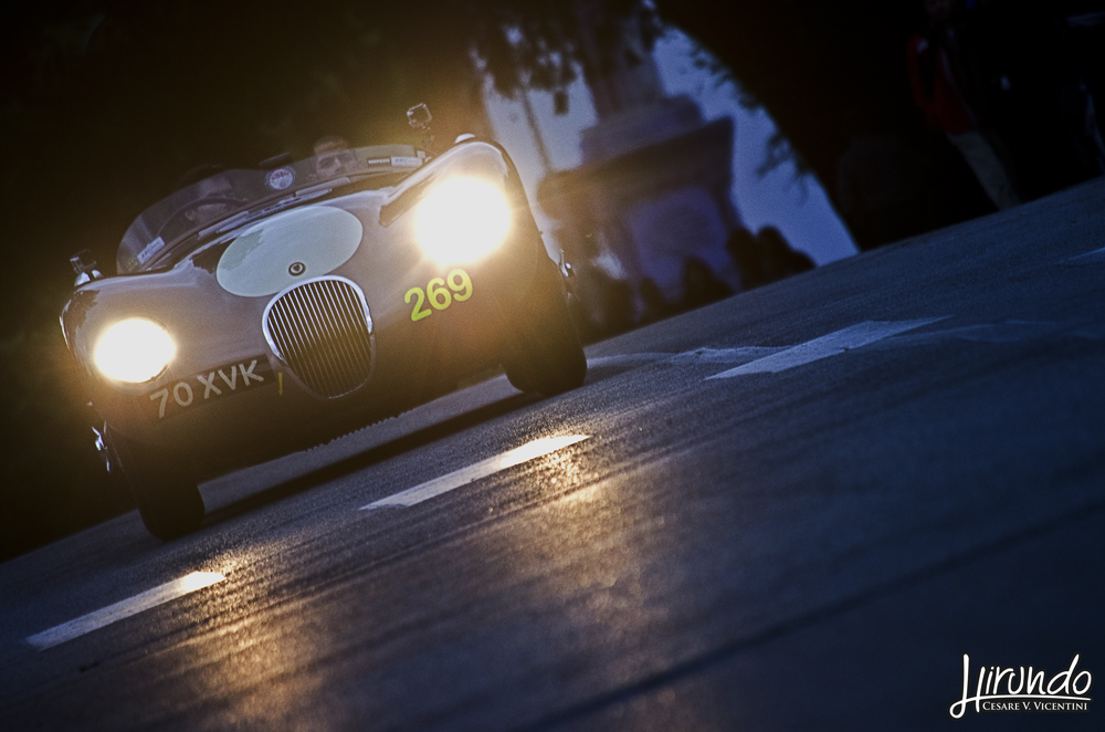 JAGUAR C-Type (1952) Buncombe Alex Harris Chris
