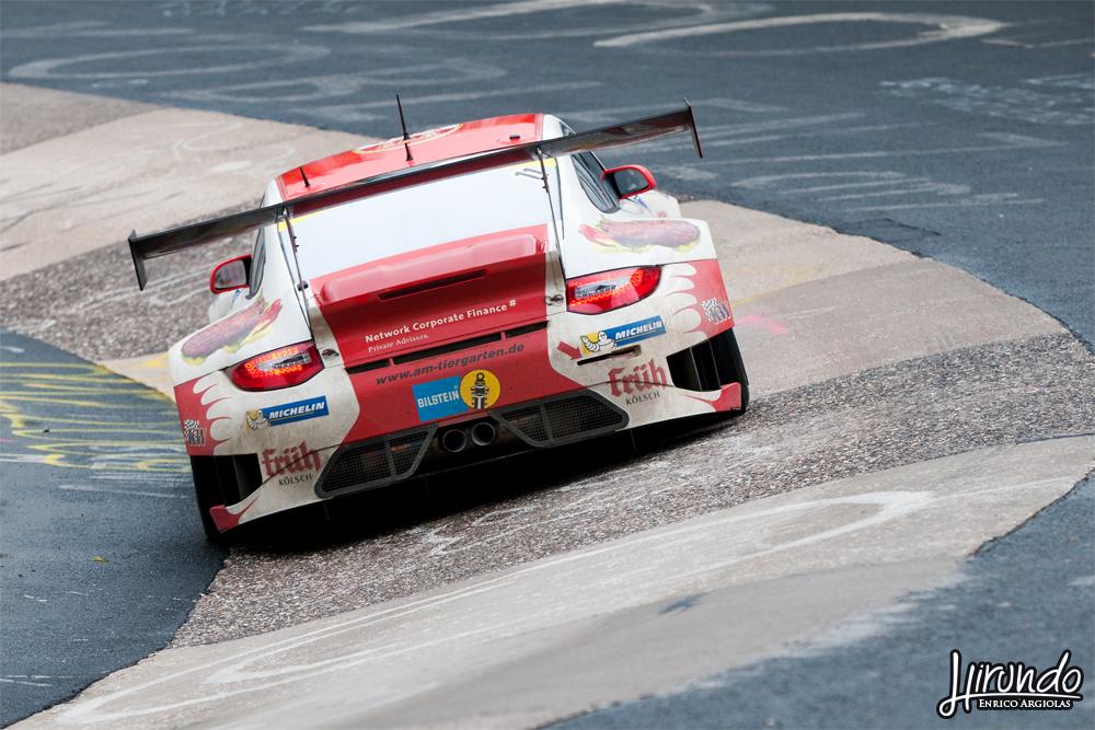 Frikadelli Porsche RSR