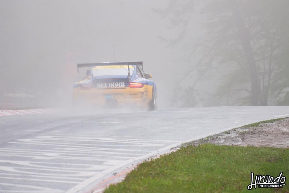 Porsche GT3 hohe acht