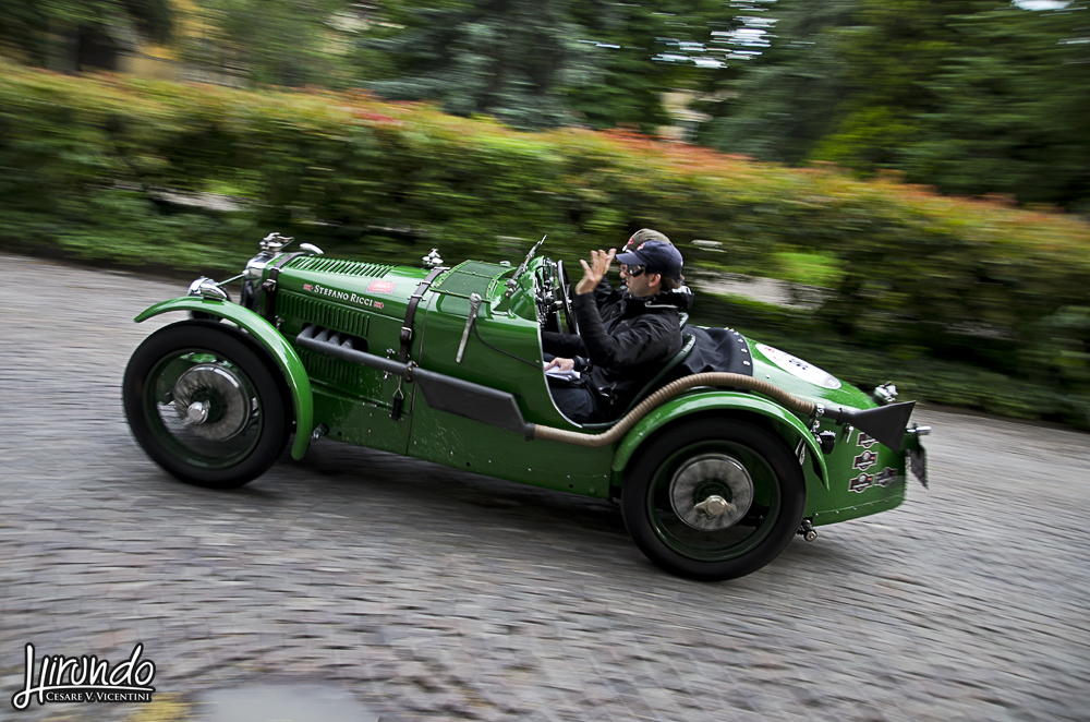 MG C-Type (1932) Watts Graham Watts Patrick
