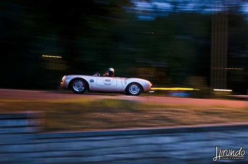 PORSCHE 550 Spyder 1500 RS (1955) Pohl Andreas Wolf Rainer