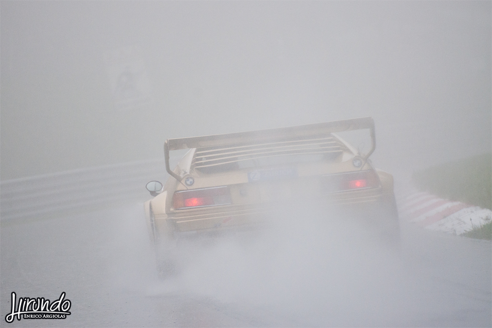 BMW M1 Nurburgring